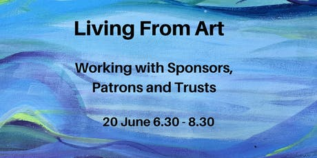 Working with Patrons, Sponsors and Trusts  tickets