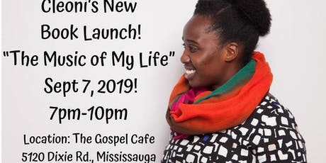 Cleoni Crawford's New Book Launch! tickets