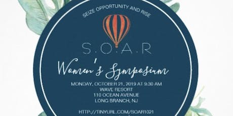 S.O.A.R Women's Symposium  - October 2019 tickets