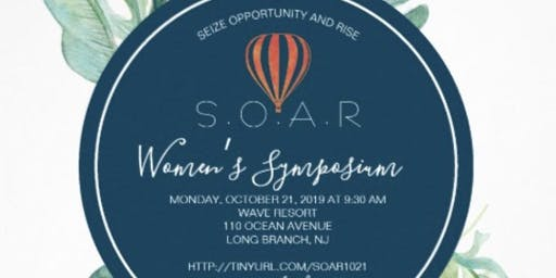 S.O.A.R Women's Symposium ~ October 2019 Sponsor Packages