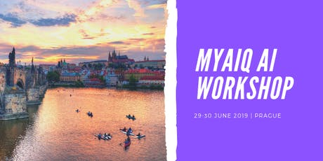 MyAIQ AI Workshop tickets