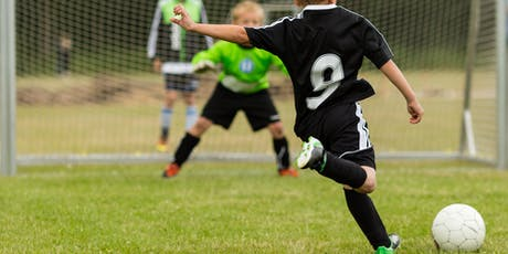 Free Soccer Camp (6-11 yr olds) tickets