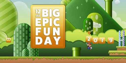 Big Epic Kids Fun Day