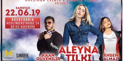 ALEYNA TILKI LIVE ON STAGE