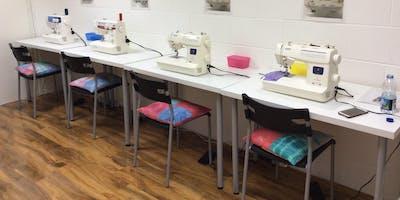 Open sewing workshop (discount code stitch25)