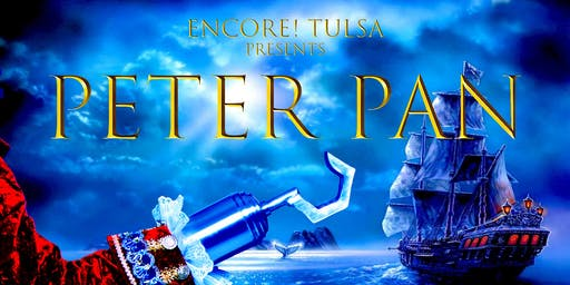 Peter Pan: Saturday, 6/29 at 2:00pm