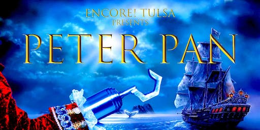 Peter Pan: Saturday, 6/29 at 7:30pm
