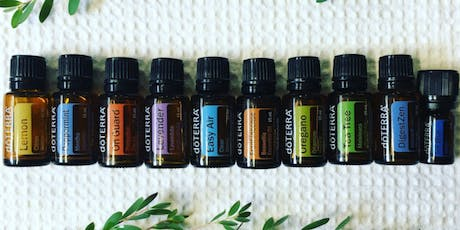 Introduction to doTERRA essential oils, September tickets