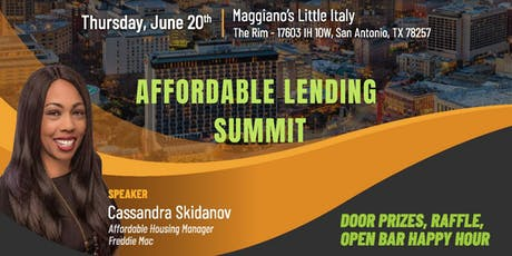 Affordable Lending Summit  tickets