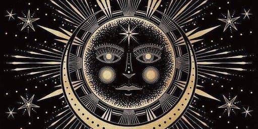 Cercle de nouvelle lune
