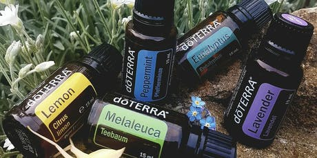 Nature's Solutions - Intro to Essential Oils tickets