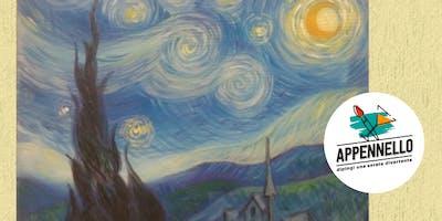 Stelle e Van Gogh: aperitivo Appennello a Senigallia (AN)