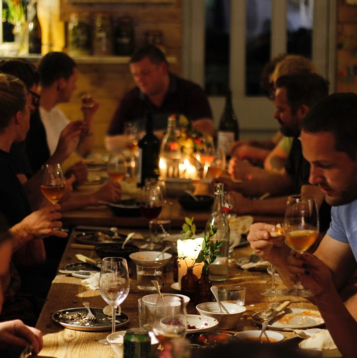 4 Hands Food Studio @ The Fumbally Stables image