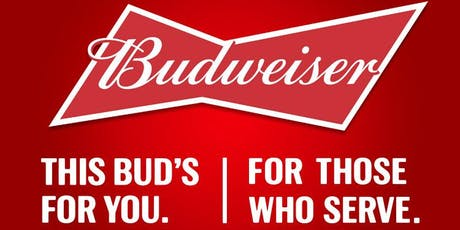 #BudweiserExperience at the Marne Independence Day Celebration tickets