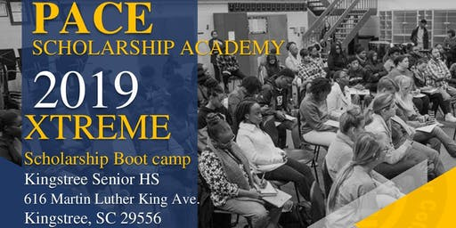 Pace Scholarship Academy's EXTREME Scholarship Bootcamp (Kingstree, SC)