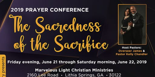 2019 Prayer Conference