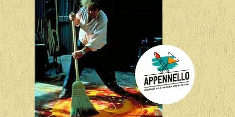Arte e scarabocchio: aperitivo Appennello a Milano biglietti