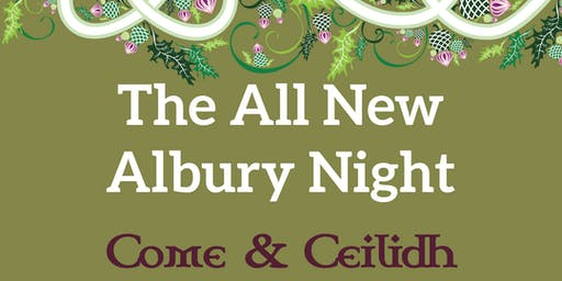 Albury Folk Night
