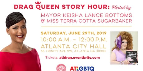 Drag Queen Story Hour w/ Mayor Keisha Lance Bottoms tickets