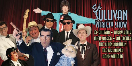 Direct From Vegas: The Ed Sullivan Variety Show  tickets