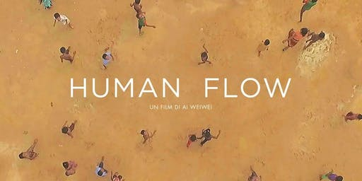 'Human Flow' - Documentary screening for World Refugee Week