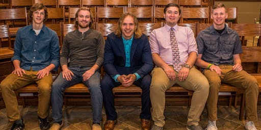 Jonah Backus and The Conquerors in Concert