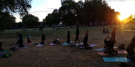 Summer Solstice Yoga & Ayurveda Dinner tickets