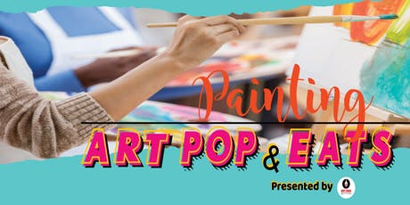 Art Pops & Eats tickets
