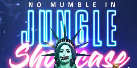 No Mumble In The Jungle tickets