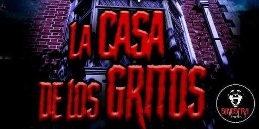 La CASA De Los GRITOS