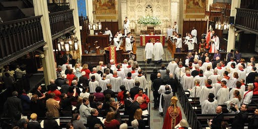 Centennial Evensong & Reception