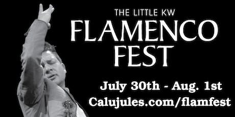 Little KW Flamenco Fest 2019 tickets