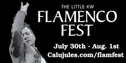 Little KW Flamenco Fest 2019