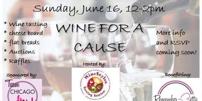 Wine for a Cause