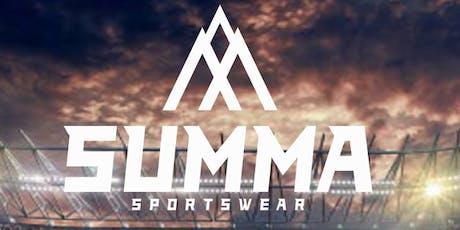 Summa Soccer  Camp(Elite) tickets