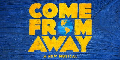 Copy of Come from Away musical