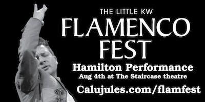 KW Flamenco Fest comes to Hamilton