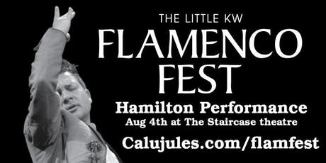 KW Flamenco Fest comes to Hamilton tickets