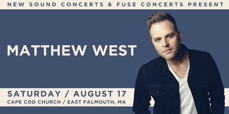 Matthew West tickets