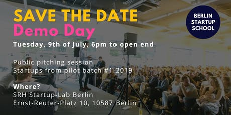 Startup Demo Day 2019 tickets