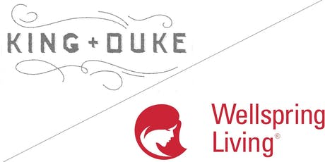 Private charity dinner at King+Duke in Buckhead tickets