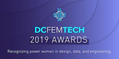 2019 DCFemTech Awards