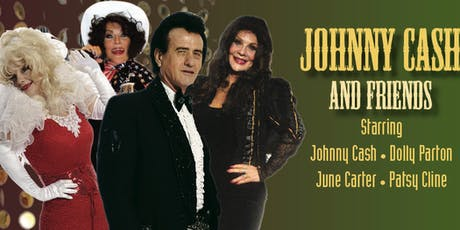 Johnny Cash And Friends Starring Dolly Parton, June Carter And More tickets