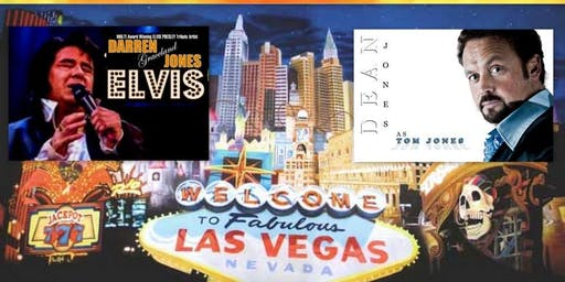 Las Vegas Legends - Tom and Elvis Tribute Night
