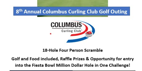 2019 Columbus Curling Club Golf Scramble tickets