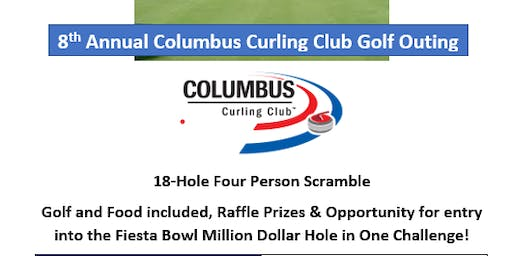 2019 Columbus Curling Club Golf Scramble