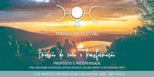 Transcend Festival - Propósito & Prosperidade