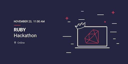 Ruby Hackathon Online