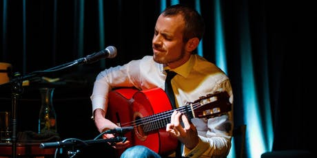 JOHN WALSH (flamenco guitar) & GUESTS tickets