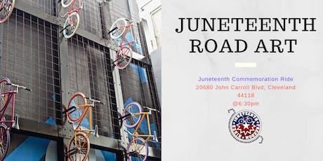 Juneteenth Commemoration Ride tickets